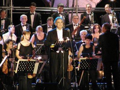 Состоялся сказочный концерт Богини у финляндского, а в Константиновском дворце выступили итальянские оперные звезды
