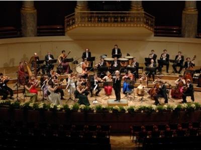 Венская музыка будет исполнена перед Рождеством