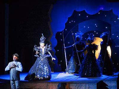 Больших страстей большая опера на сцене Мариинского театра