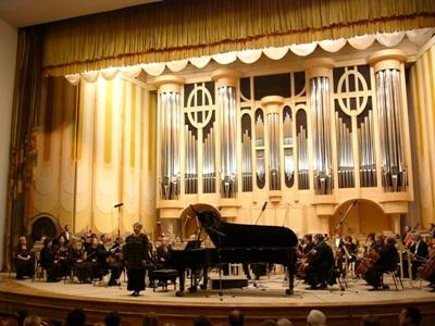 Европейская органная музыка