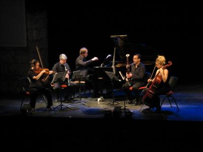 Ансамбль «Meitar» на «Звуковых путях» представит современную израильскую камерную музыку