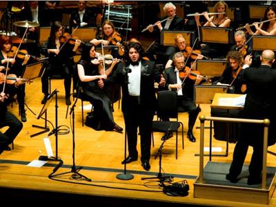 Посланником итальянской музыки в России стал Миланский симфонический оркестр