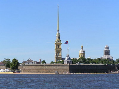 Трёхсотлетию собора Петропавловской крепости посвящается…
