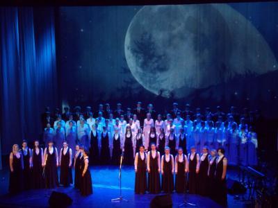 Выступление эстонского национального симфонического оркестра в Петербургской Филармонии.