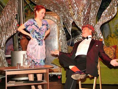 «Маленькие комедии» по произведениям Чехова в Выборгском дворце культуры