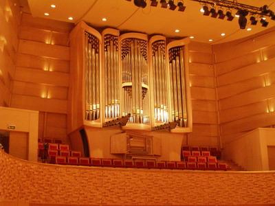 Вечер органной музыки в Таврическом дворце, вечер фортепианной музыки в Филармонии