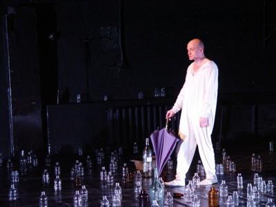 «Монокль» - международный фестиваль моноспектаклей в девятый раз прошел в Санкт-Петербурге